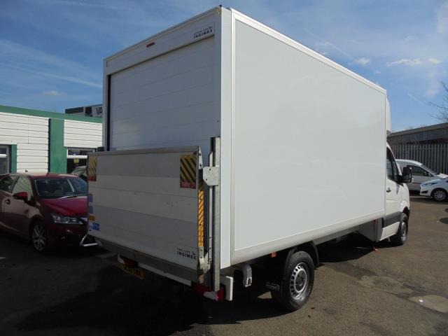 2016 Volkswagen Crafter CR35 2.0 Tdi 136Ps Single Cab LUTON WITH T/LIFT (GC16YWA) Image 4