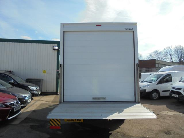 2016 Volkswagen Crafter CR35 2.0 Tdi 136Ps Single Cab LUTON WITH T/LIFT (GC16YWA) Image 7