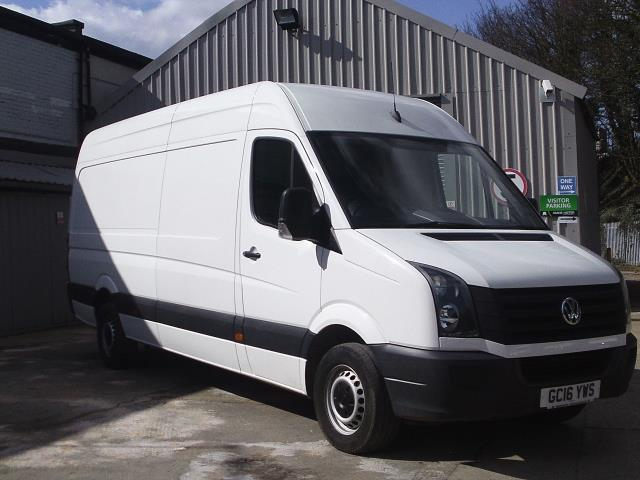 2016 Volkswagen Crafter 2.0 Tdi 136Ps High Roof Van (GC16YWS)