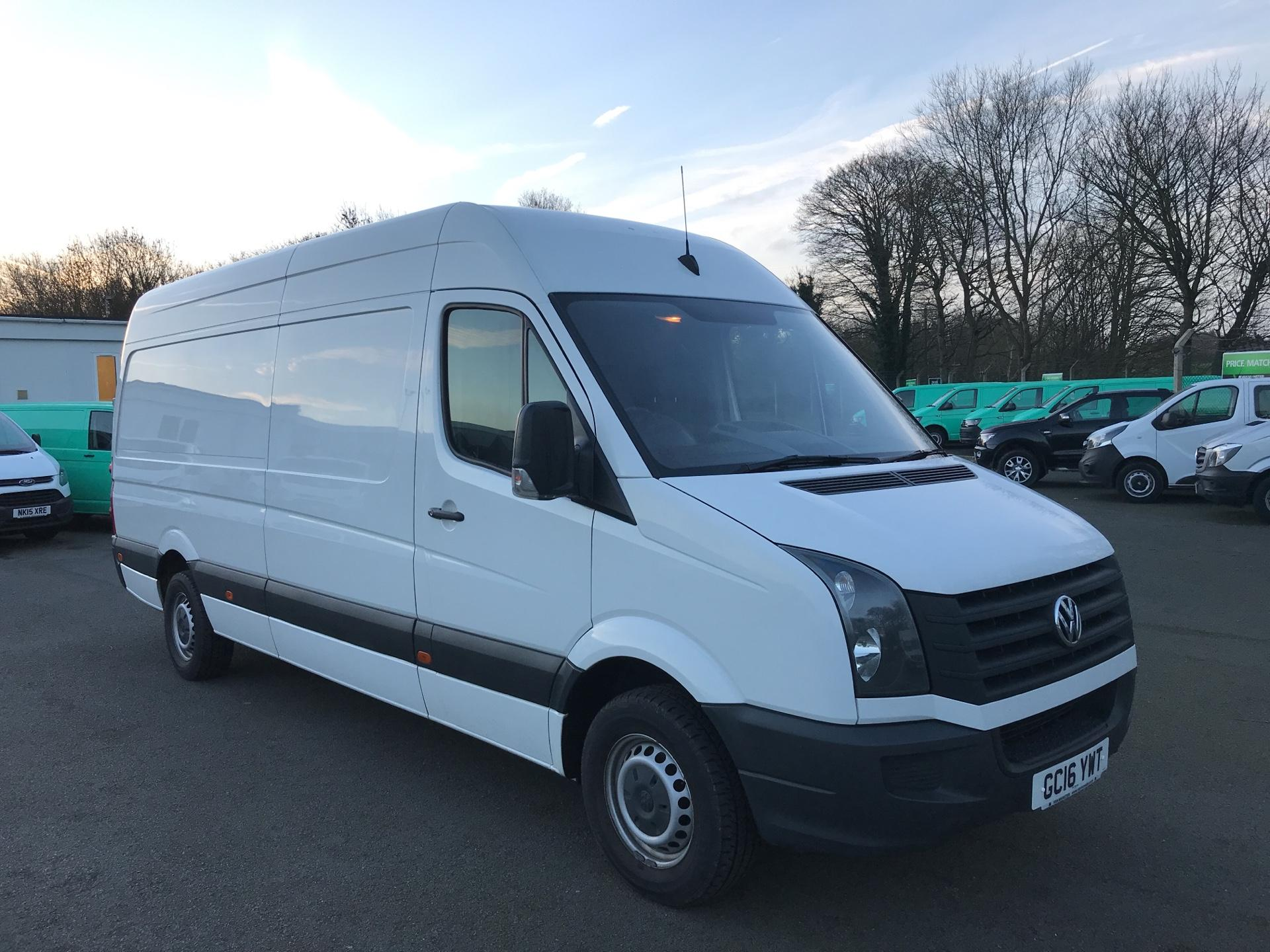 2016 Volkswagen Crafter  CR35 LWB 2.0 TDI 136PS HIGH ROOF EURO 5 *VALUE RANGE VEHICLE - CONDITION REFLECTED IN PRICE* (GC16YWT)