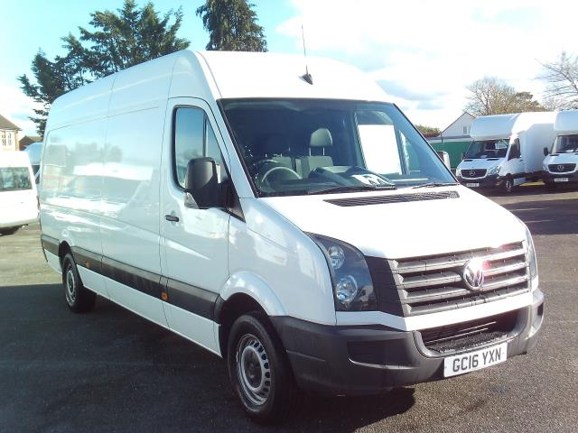2016 Volkswagen Crafter  CR35 LWB 2.0 136PS H/R EURO 5 (GC16YXN)