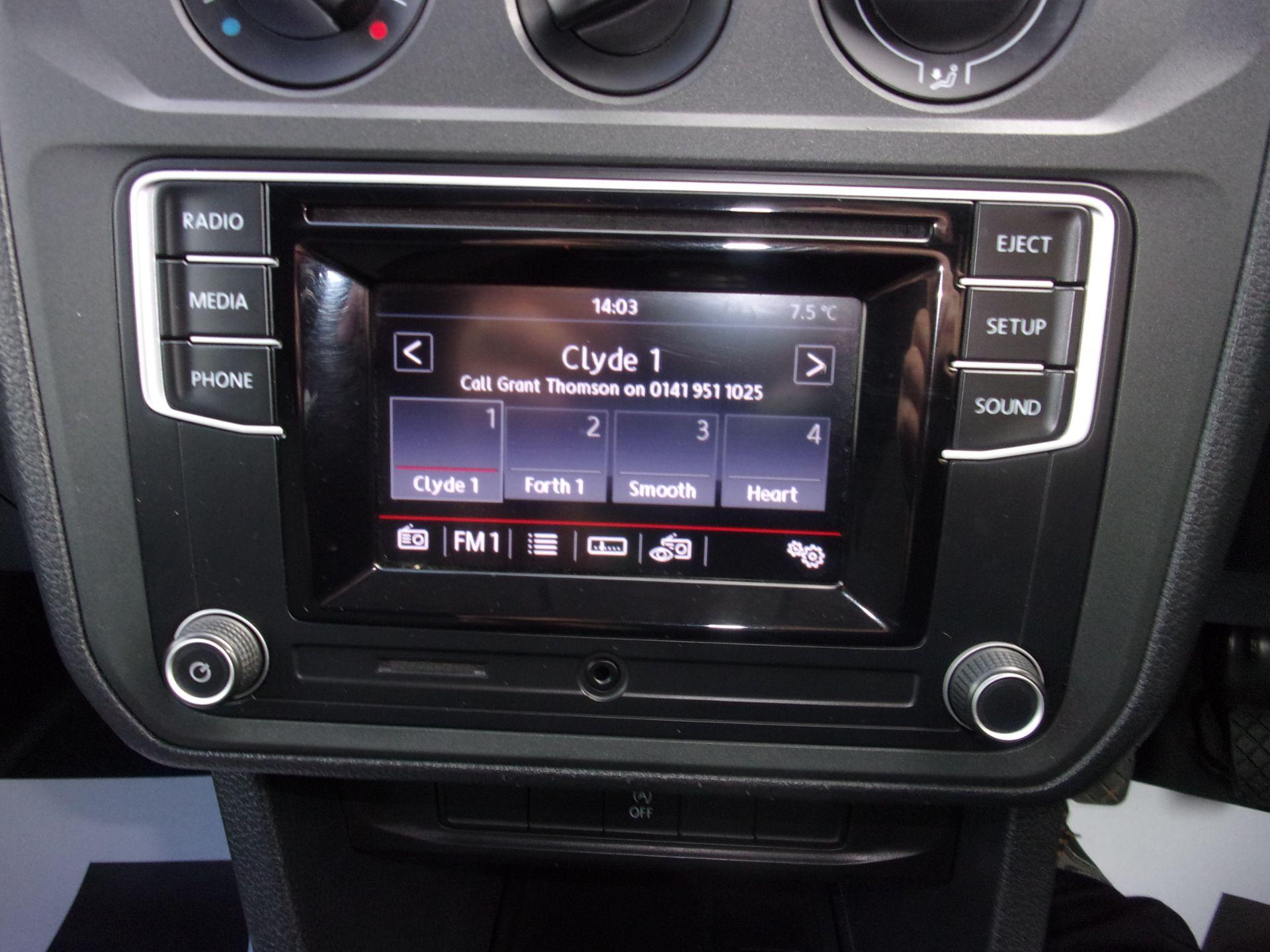 2017 Volkswagen Caddy Maxi 2.0 Tdi Bluemotion Tech 102Ps Startline Van (GC17CGG) Image 3
