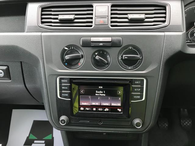 2017 Volkswagen Caddy  2.0 102PS BLUEMOTION TECH 102 STARTLINE EURO 6 (GC17YGM) Image 22