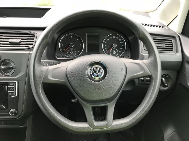 2017 Volkswagen Caddy  2.0 102PS BLUEMOTION TECH 102 STARTLINE EURO 6 (GC17YGM) Image 20