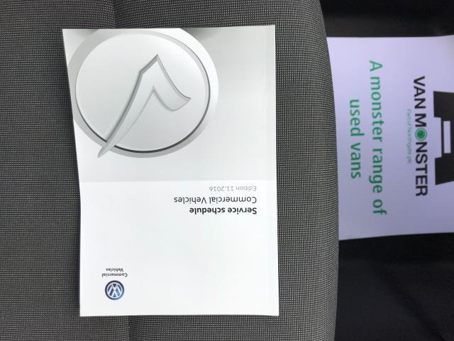 2017 Volkswagen Caddy  2.0 102PS BLUEMOTION TECH 102 STARTLINE EURO 6 (GC17YGM) Image 36