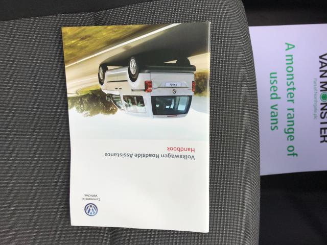 2017 Volkswagen Caddy  2.0 102PS BLUEMOTION TECH 102 STARTLINE EURO 6 (GC17YGM) Image 35