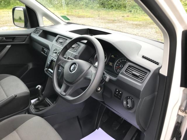 2017 Volkswagen Caddy  2.0 102PS BLUEMOTION TECH 102 STARTLINE EURO 6 (GC17YGM) Image 16