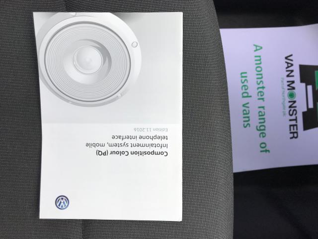 2017 Volkswagen Caddy  2.0 102PS BLUEMOTION TECH 102 STARTLINE EURO 6 (GC17YGM) Image 37