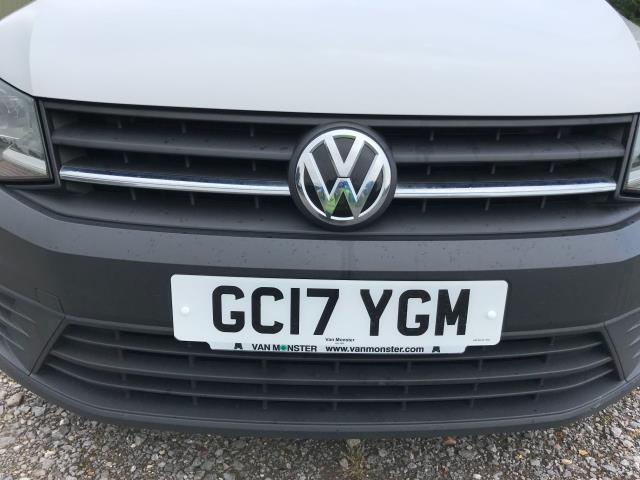 2017 Volkswagen Caddy  2.0 102PS BLUEMOTION TECH 102 STARTLINE EURO 6 (GC17YGM) Image 29