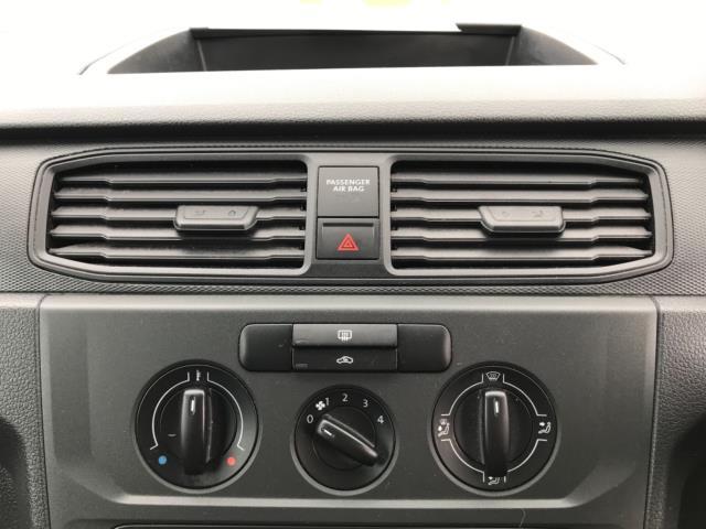 2017 Volkswagen Caddy 2.0 Tdi Bluemotion Tech 102Ps Startline Van Euro 6 (GC17YGV) Image 21