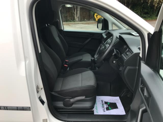 2017 Volkswagen Caddy 2.0 Tdi Bluemotion Tech 102Ps Startline Van Euro 6 (GC17YGV) Image 12