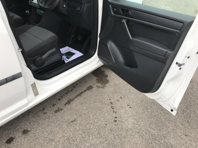 2017 Volkswagen Caddy 2.0 Tdi Bluemotion Tech 102Ps Startline Van Euro 6 (GC17YGV) Image 13
