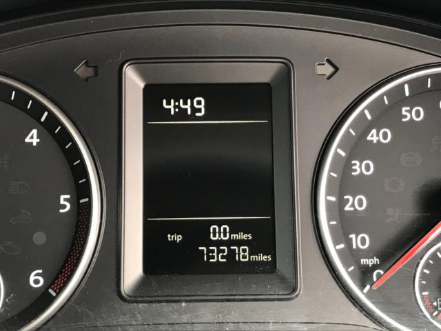 2017 Volkswagen Caddy 2.0 Tdi Bluemotion Tech 102Ps Startline Van Euro 6 (GC17YGV) Image 9