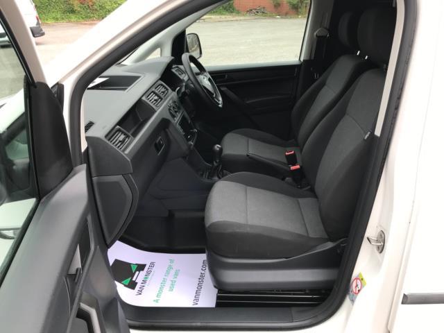 2017 Volkswagen Caddy 2.0 Tdi Bluemotion Tech 102Ps Startline Van Euro 6 (GC17YGV) Image 27