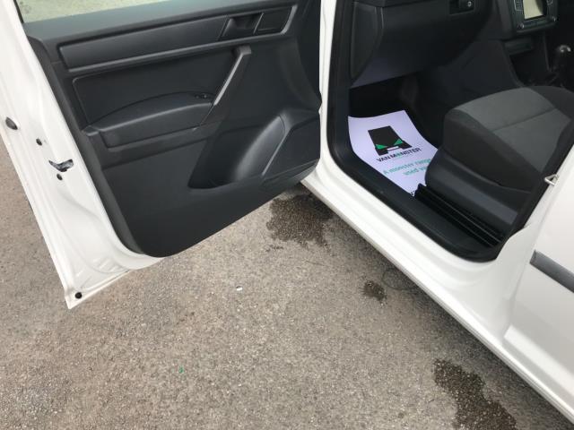 2017 Volkswagen Caddy 2.0 Tdi Bluemotion Tech 102Ps Startline Van Euro 6 (GC17YGV) Image 28