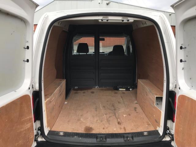 2017 Volkswagen Caddy 2.0 Tdi Bluemotion Tech 102Ps Startline Van Euro 6 (GC17YGV) Image 35