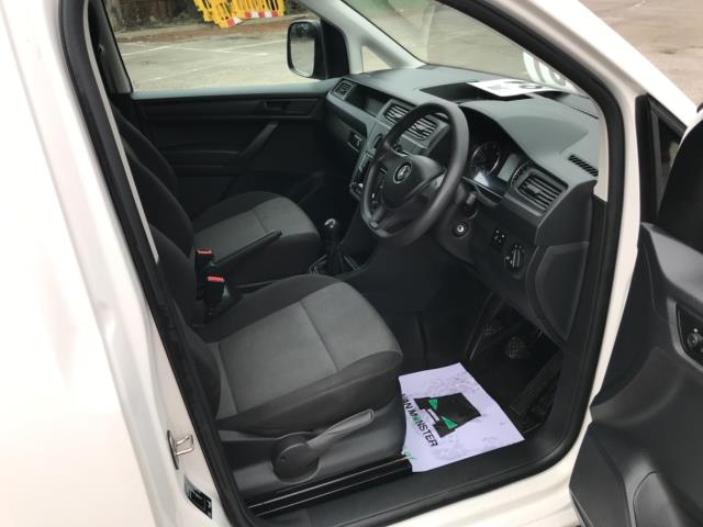 2017 Volkswagen Caddy 2.0 Tdi Bluemotion Tech 102Ps Startline Van Euro 6 (GC17YGV) Image 10