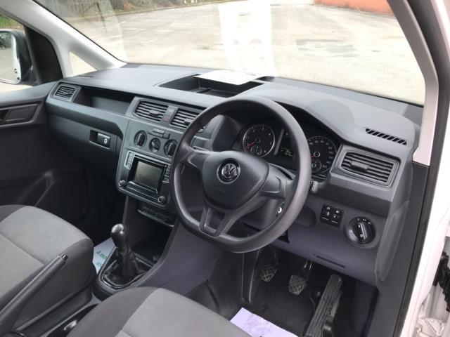 2017 Volkswagen Caddy 2.0 Tdi Bluemotion Tech 102Ps Startline Van Euro 6 (GC17YGV) Image 11