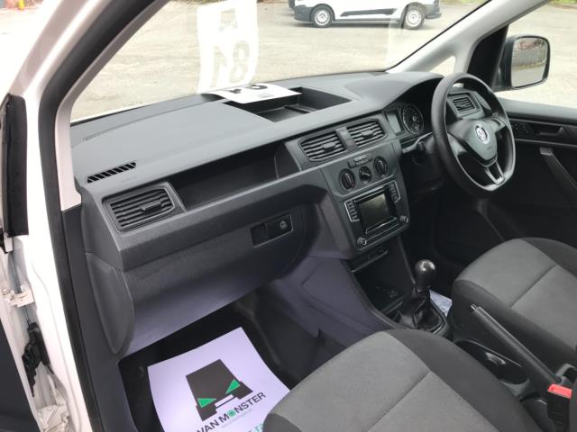 2017 Volkswagen Caddy 2.0 Tdi Bluemotion Tech 102Ps Startline Van Euro 6 (GC17YGV) Image 26