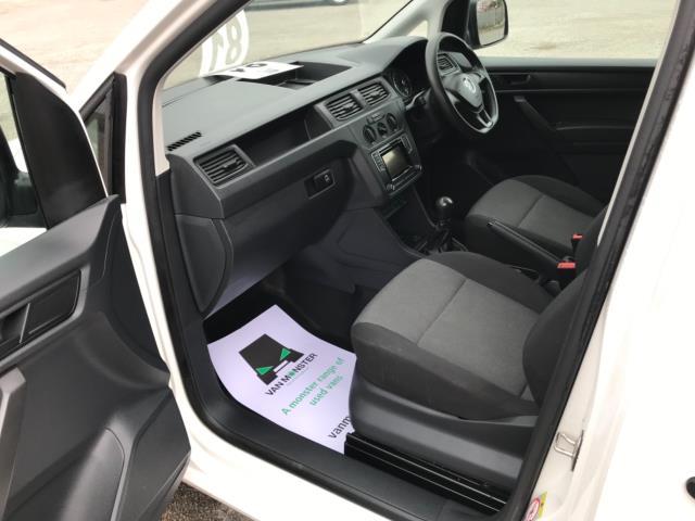 2017 Volkswagen Caddy 2.0 Tdi Bluemotion Tech 102Ps Startline Van Euro 6 (GC17YGV) Image 25