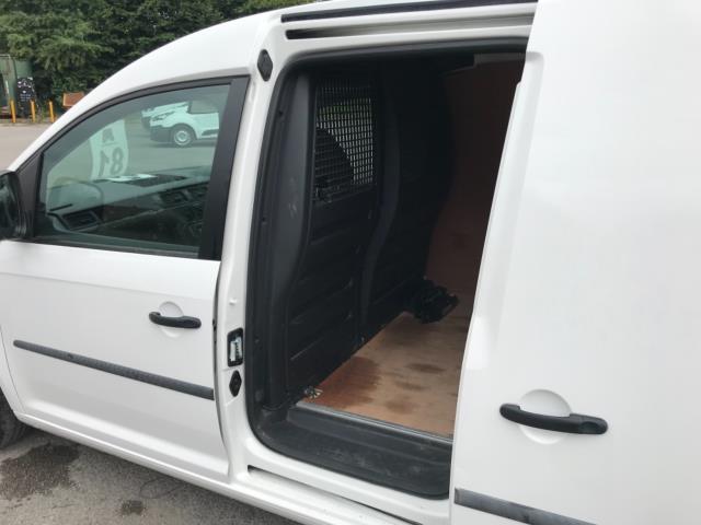 2017 Volkswagen Caddy 2.0 Tdi Bluemotion Tech 102Ps Startline Van Euro 6 (GC17YGV) Image 31