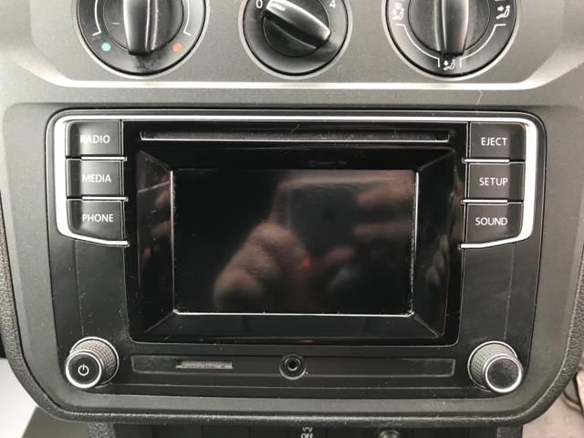 2017 Volkswagen Caddy 2.0 Tdi Bluemotion Tech 102Ps Startline Van Euro 6 (GC17YGV) Image 22