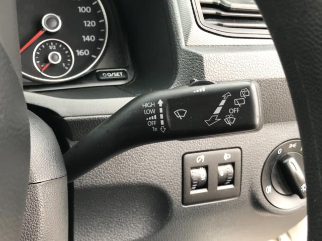 2017 Volkswagen Caddy 2.0 Tdi Bluemotion Tech 102Ps Startline Van Euro 6 (GC17YGV) Image 19