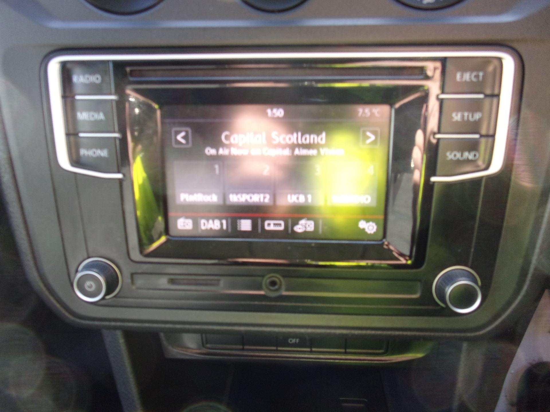 2018 Volkswagen Caddy Maxi C20 2.0 TDI 102PS BMT STARTLINE VAN EURO 6 (GC18CKP) Image 3