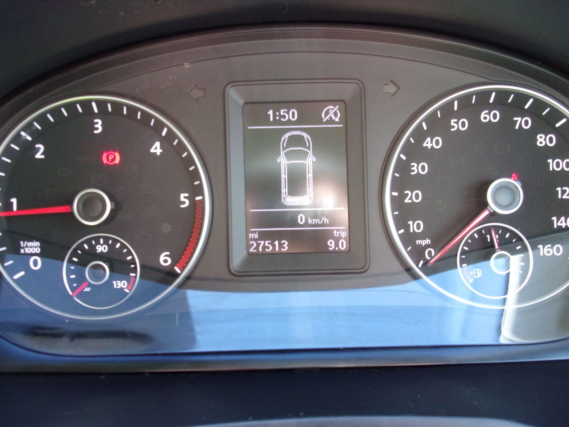 2018 Volkswagen Caddy Maxi C20 2.0 TDI 102PS BMT STARTLINE VAN EURO 6 (GC18CKP) Image 6