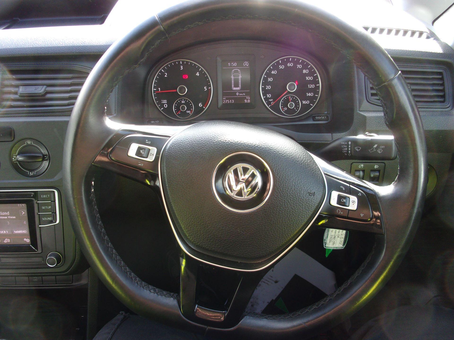 2018 Volkswagen Caddy Maxi C20 2.0 TDI 102PS BMT STARTLINE VAN EURO 6 (GC18CKP) Image 5