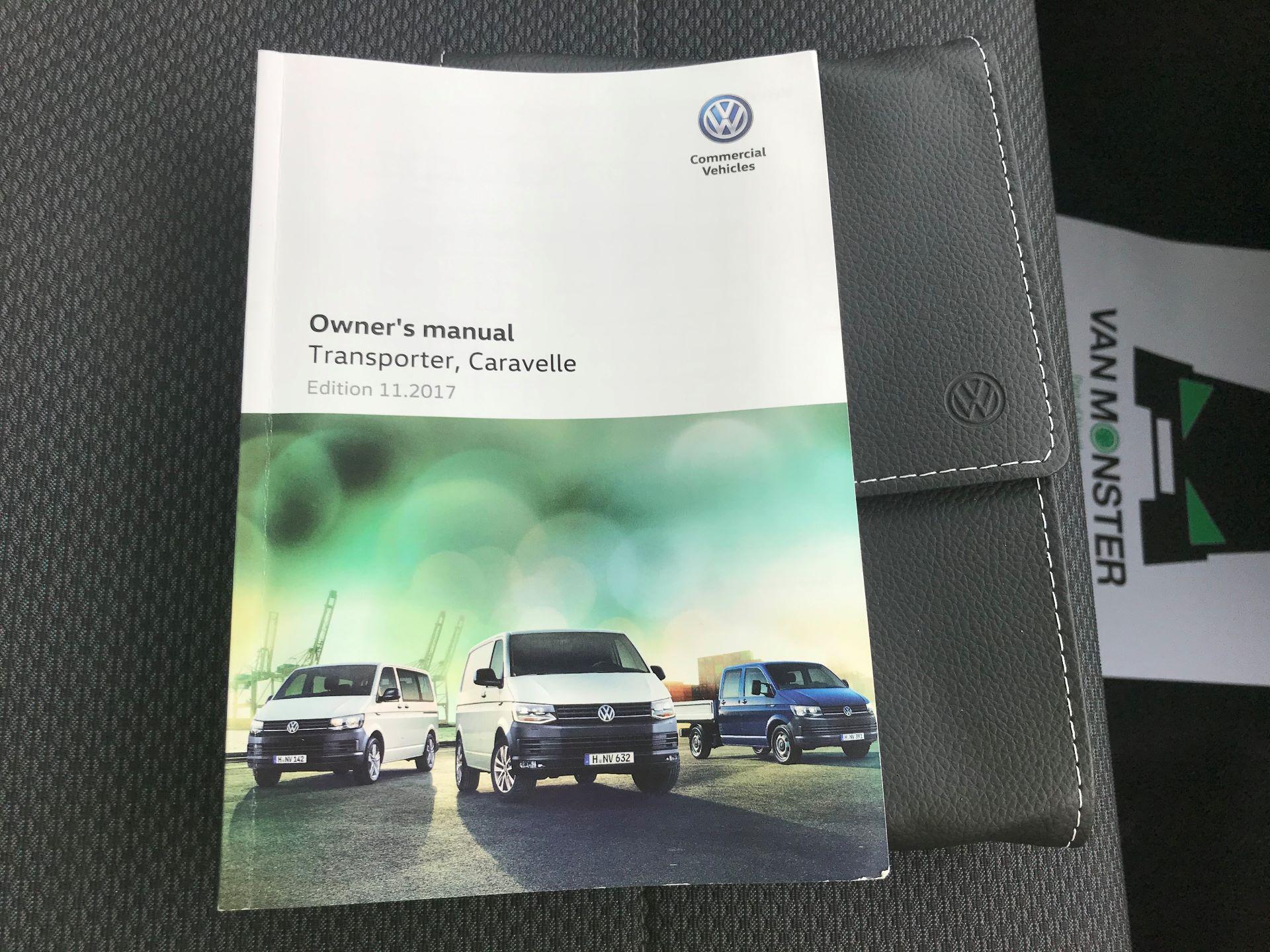 2018 Volkswagen Transporter  T28 SWB DIESEL 2.0 TDI BMT 102 HIGHLINE VAN EURO 6  (GC18NNX) Image 27