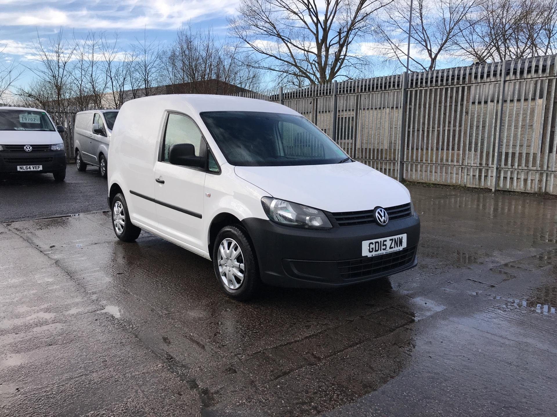 2015 Volkswagen Caddy  1.6TDI 75PS STARTLINE EURO 5 (GD15ZNW)