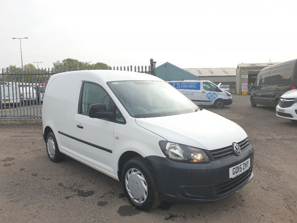 2015 Volkswagen Caddy 1.6 75PS STARTLINE EURO 5 (GD15ZNY)