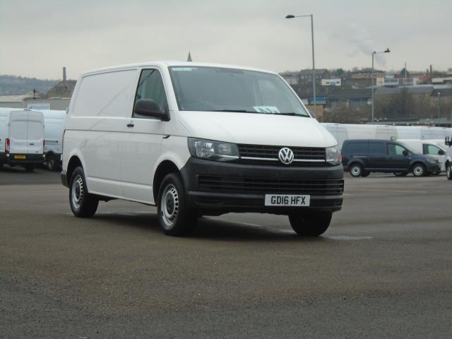 2016 Volkswagen Transporter 2.0 Tdi Bmt 84 Startline Van (GD16HFX)