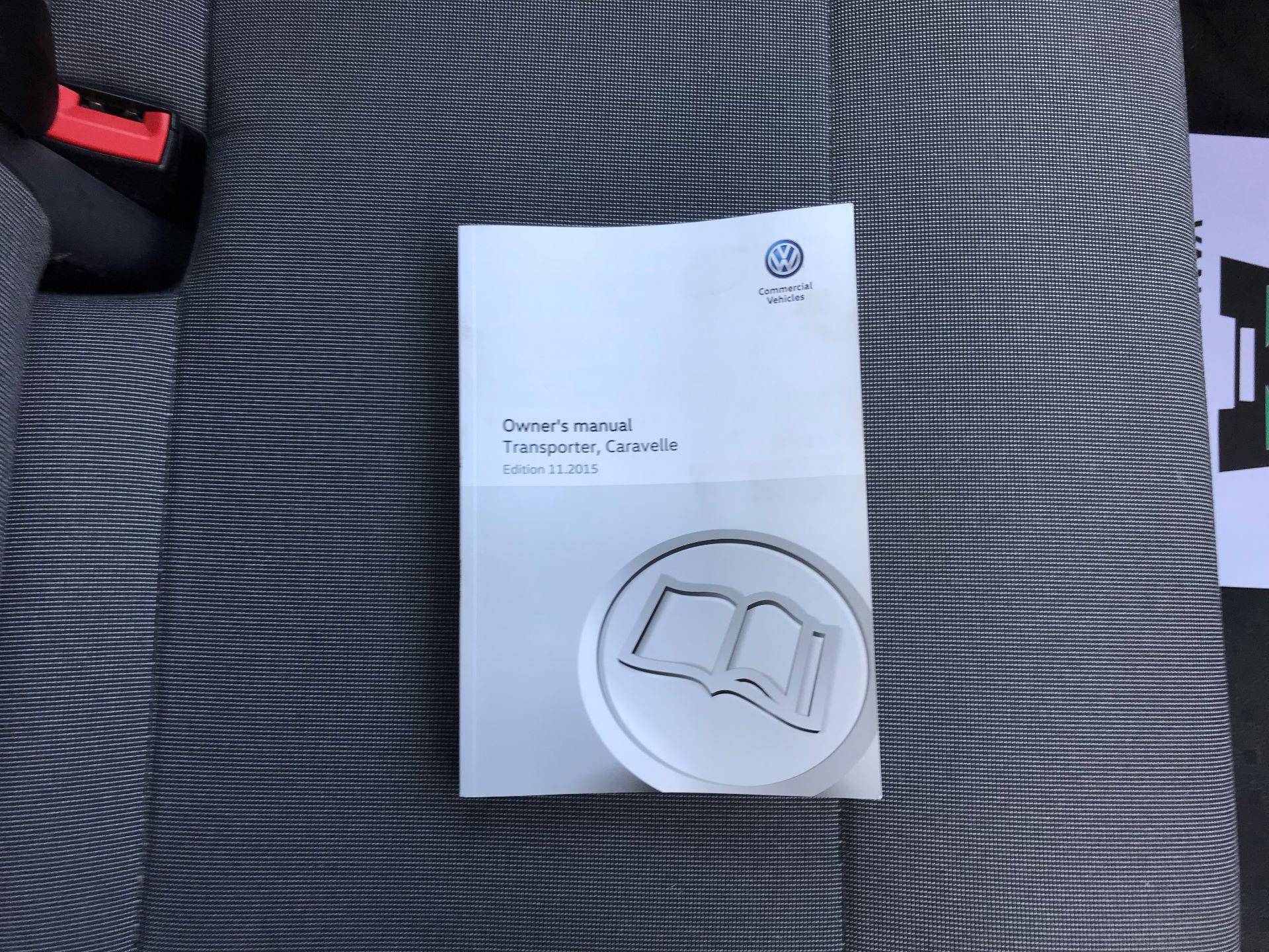 2016 Volkswagen Transporter  T28 SWB DIESEL 2.0 TDI BMT 102 STARTLINE VAN EURO 5 (GD16HGC) Image 28