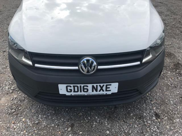 2016 Volkswagen Caddy  2.0 102PS BLUEMOTION TECH 102 STARTLINE EURO 6 (RESTRICTED TO 70MPH) (GD16NXE) Image 15