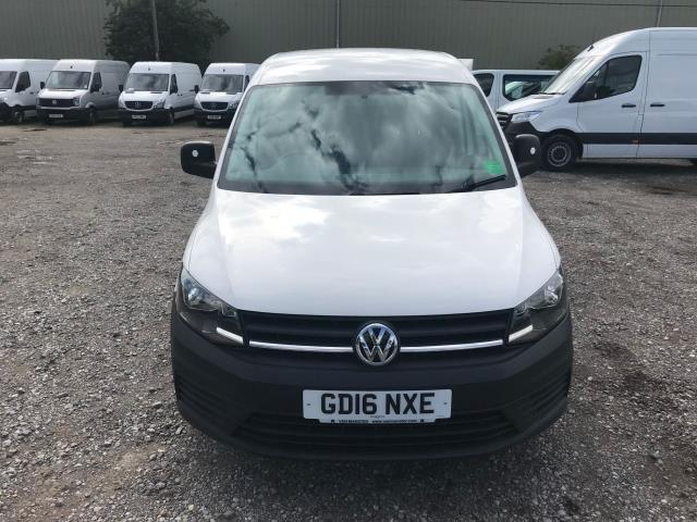 2016 Volkswagen Caddy  2.0 102PS BLUEMOTION TECH 102 STARTLINE EURO 6 (RESTRICTED TO 70MPH) (GD16NXE) Image 2
