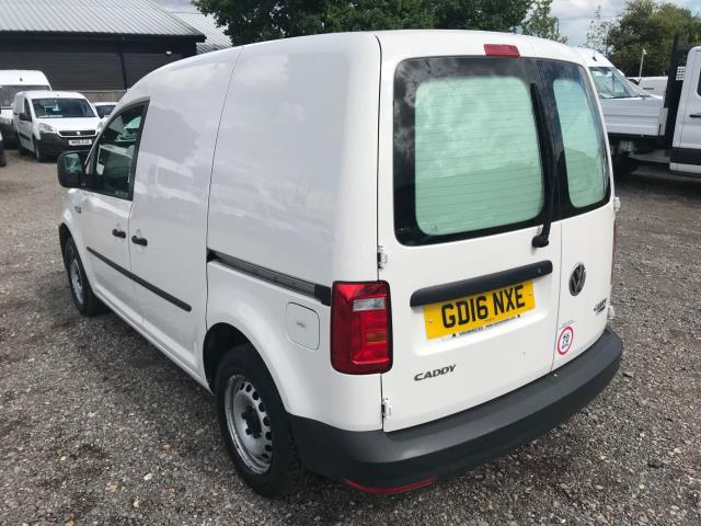2016 Volkswagen Caddy  2.0 102PS BLUEMOTION TECH 102 STARTLINE EURO 6 (RESTRICTED TO 70MPH) (GD16NXE) Image 6