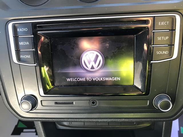 2016 Volkswagen Caddy  2.0 102PS BLUEMOTION TECH 102 STARTLINE EURO 6 (GD16NXG) Image 23