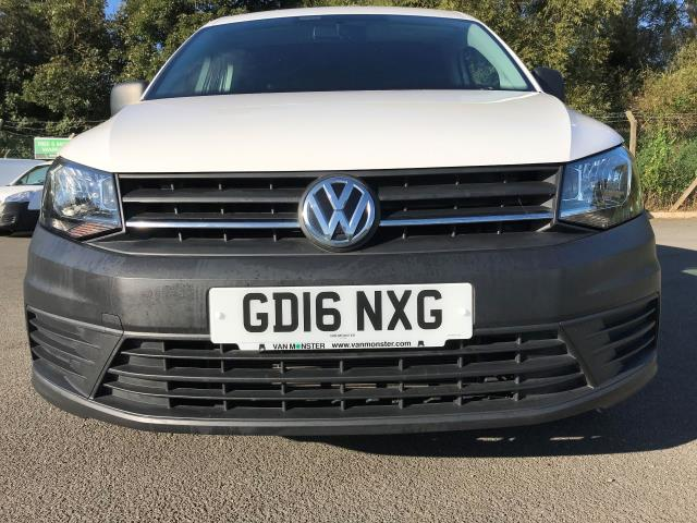 2016 Volkswagen Caddy  2.0 102PS BLUEMOTION TECH 102 STARTLINE EURO 6 (GD16NXG) Image 11