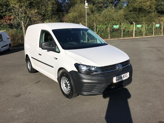 2016 Volkswagen Caddy  2.0 102PS BLUEMOTION TECH 102 STARTLINE EURO 6 (GD16NXG)