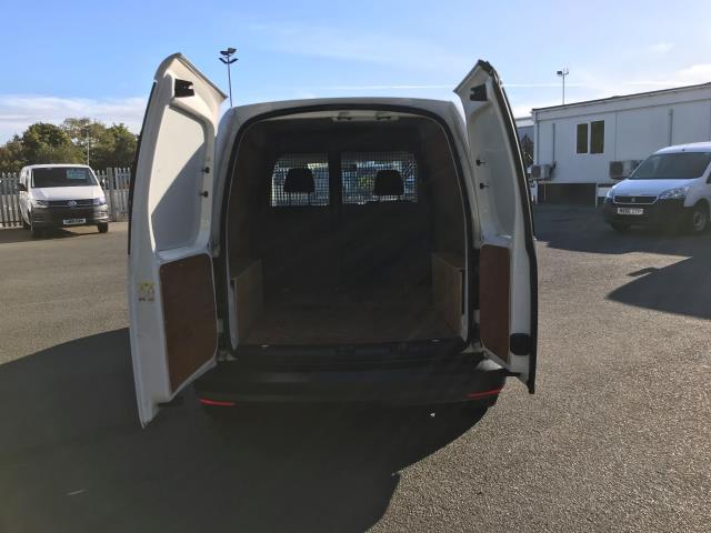2016 Volkswagen Caddy  2.0 102PS BLUEMOTION TECH 102 STARTLINE EURO 6 (GD16NXG) Image 8
