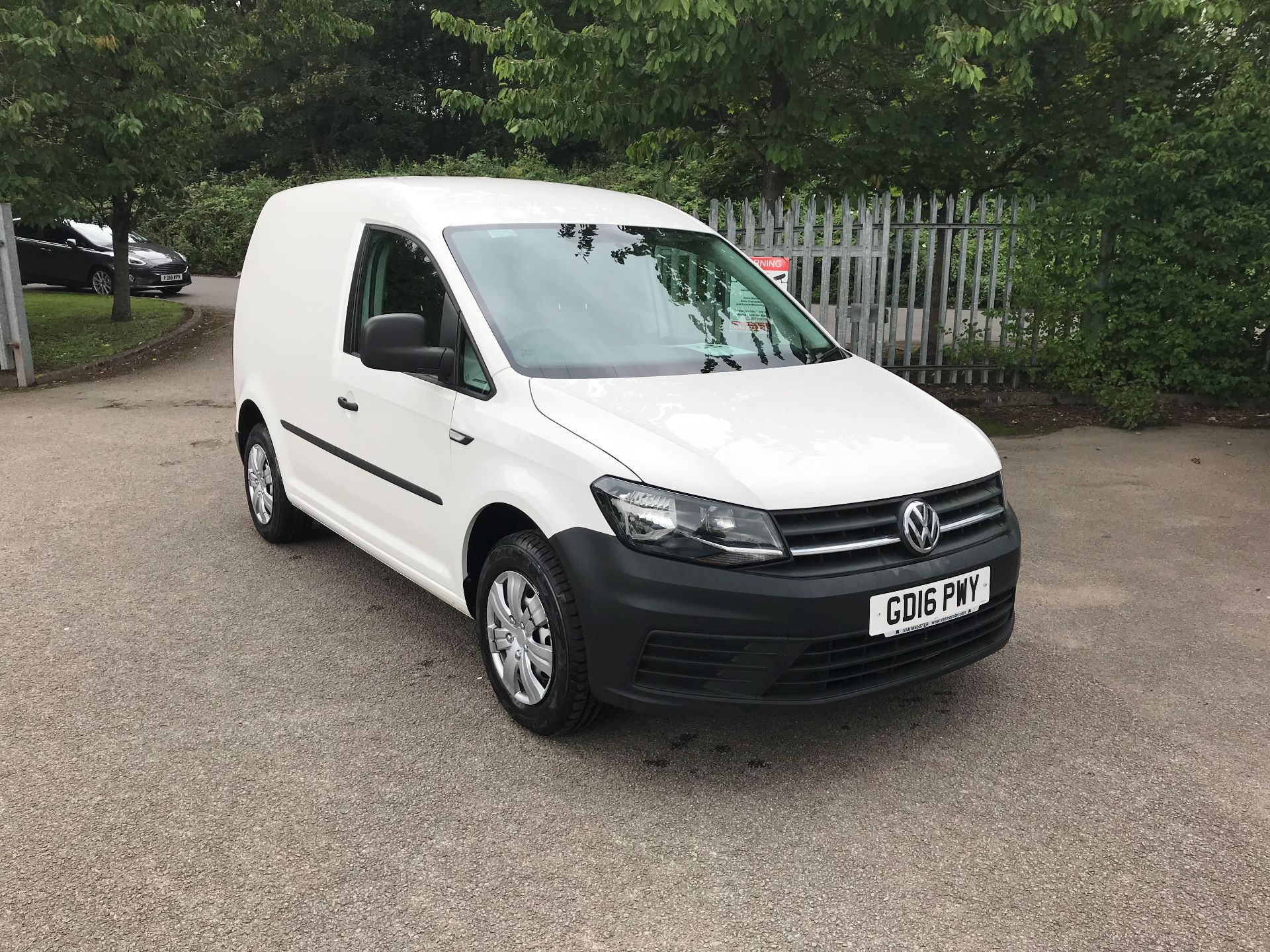 2016 Volkswagen Caddy  1.6 102PS STARTLINE EURO 5 (GD16PWY)