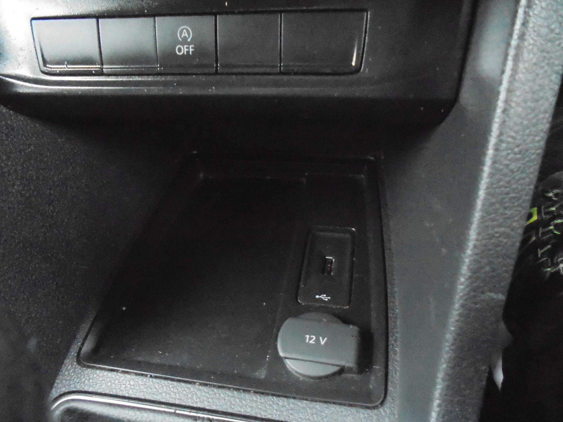 2016 Volkswagen Caddy 2.0 102PS BLUEMOTION TECH 102PS STARTLINE EURO 6 (GD16PXB) Image 22