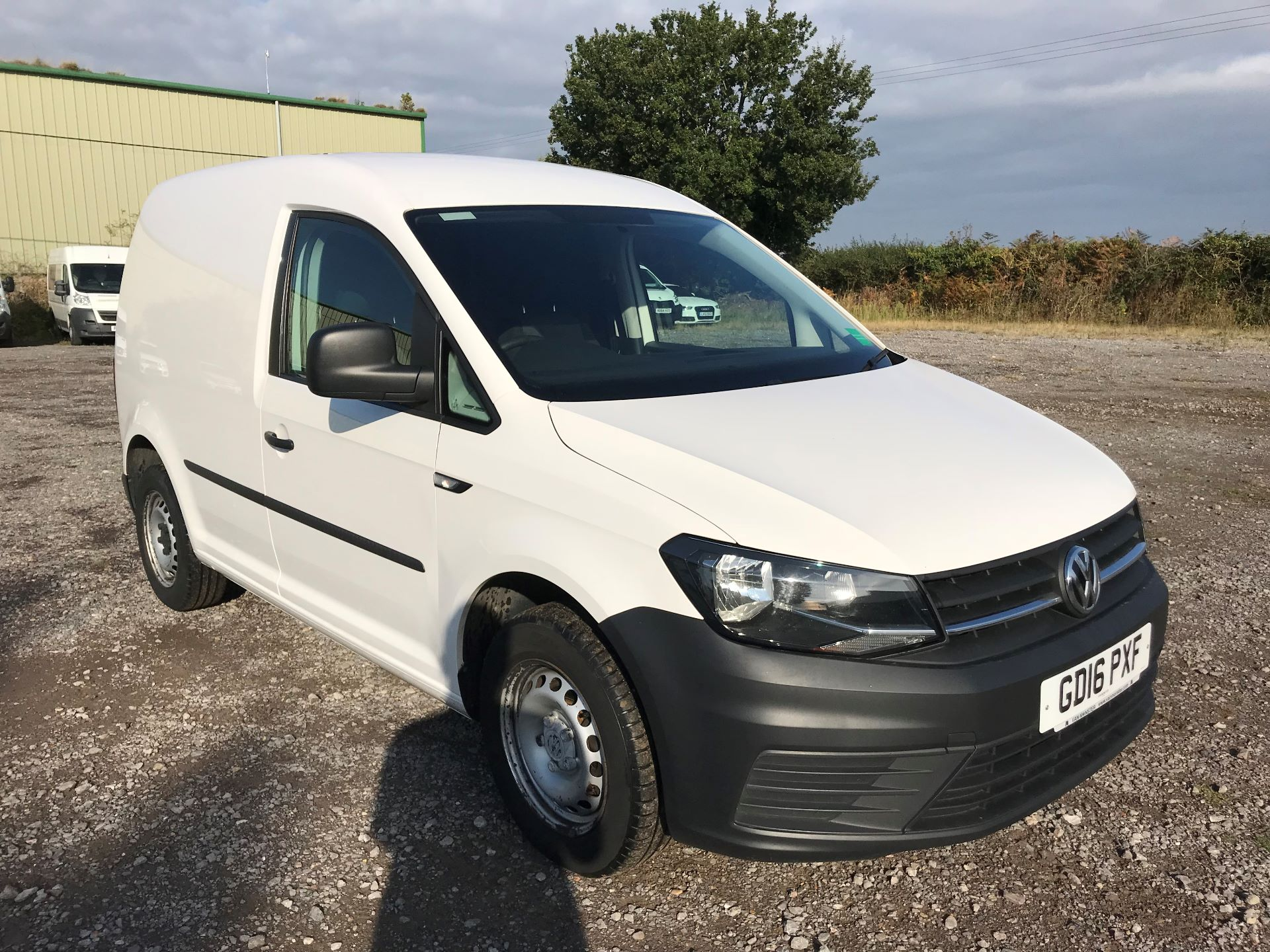 2016 Volkswagen Caddy  2.0 102PS BLUEMOTION TECH 102 STARTLINE EURO 6 (GD16PXF) Image 1