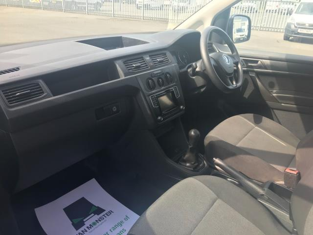 2017 Volkswagen Caddy Maxi  2.0 102PS BLUEMOTION TECH 102 STARTLINE EURO 6 (GD17ETO) Image 16