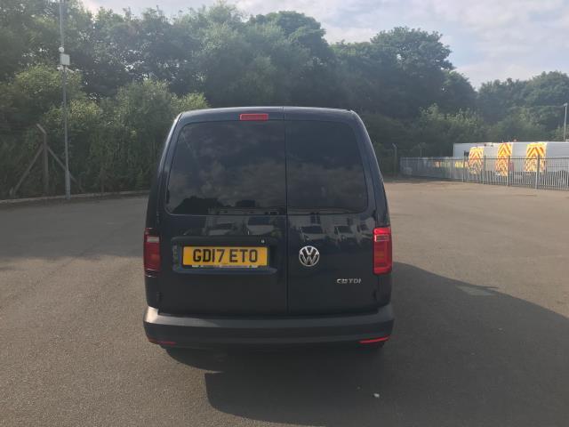 2017 Volkswagen Caddy Maxi  2.0 102PS BLUEMOTION TECH 102 STARTLINE EURO 6 (GD17ETO) Image 7