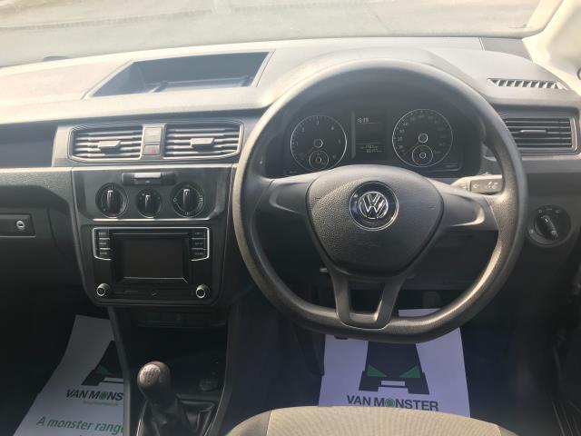 2017 Volkswagen Caddy Maxi  2.0 102PS BLUEMOTION TECH 102 STARTLINE EURO 6 (GD17ETO) Image 18