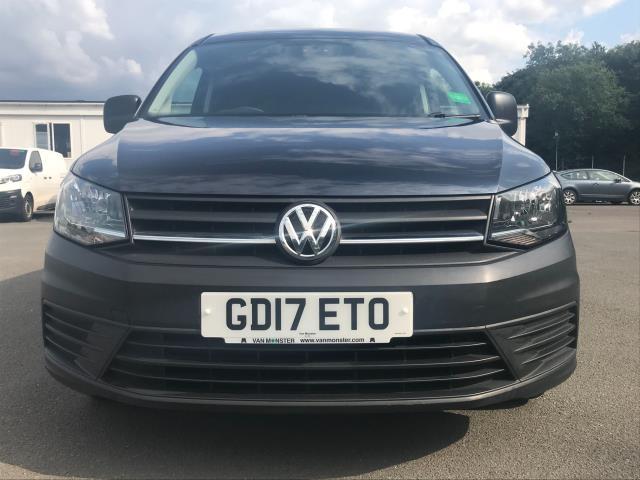 2017 Volkswagen Caddy Maxi  2.0 102PS BLUEMOTION TECH 102 STARTLINE EURO 6 (GD17ETO) Image 11