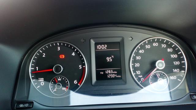 2017 Volkswagen Caddy 2.0 Tdi Bluemotion Tech 102Ps Startline Van (GD17ETR) Image 16